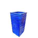 Ceramic Planter - Blue