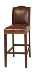 Aston Leather Barstool