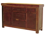 Montana Sideboard 2 Door 5 Drawer