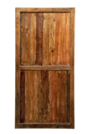 Middle Line Wood Barn Door