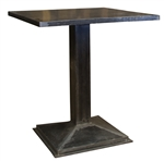 Bronx Iron Side Table