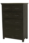 Monroe Wood 6 Drawer Dresser