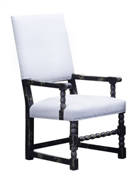 Landes Dining Arm Chair