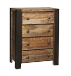 Bronx 4 Drawer Night Stand