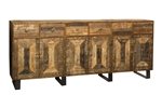 Bronx 6 Door 6 Drawer Sideboard
