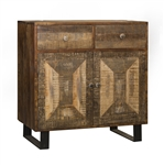Bronx 2 Door 2 Drawer Sideboard