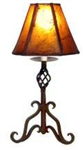 Iron Bedside Lamp
