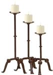 Iron Candle Stands