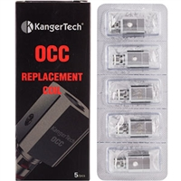 Kanger Subtank Replacement Coils (5 Pack)