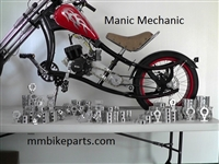 manic mechanic engine mounts, mmbikeparts.com