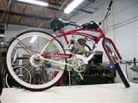 Legacy motorized bicycle