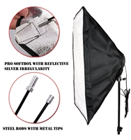 "20""x28"" softbox for 5-socket light head"