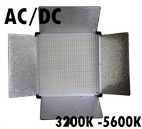 Pro 2000 LED Bi Color V Mount Video Dimmable LED Panel Light AC/DC  Photo Studio
