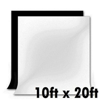 NEW HIGH KEY Muslins Heavy duty Background 10' x 20' Backdrop set