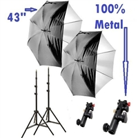Brand New Stobist Photo Studio Umbrella Flash Mount Kit