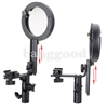 Pro L Bracket  hotshoe mount for Beauty dish Pocket wizard speedlight Nikon