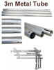 Pro 10 ft Aluminum Tube Roller Ceiling Wall-Mounted Background Support system