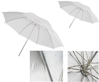 "New Pro 2 x 45"" photography Studio translucent umbrella Photo Studio"