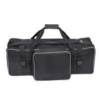 Pro completed Padded Studio Light Carrying Case with inner compartments