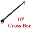 NEW Fully Adjustable Backdrop Stand Crossbar Universal Cross Bar Warranty