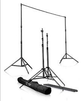 NEW Studio 2.1MX 3M Backdrop Support Stand Kit WARRANTY