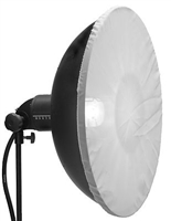 "16"" /42cm Soft White Diffuser Sock for Light Reflector Beauty dish"