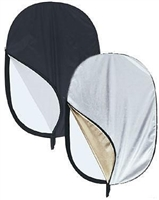 "Pro 40""x 60'  Reflectors 5 in 1 Photo Studio Multicolor reflector"