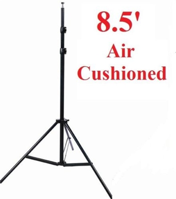 Pro Photo Studio 8.5' Air Cushioned Light Lighting Stand WARRANTY
