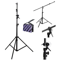 Pro Convertible Heavy duty Boom / Stand with Sandbag 17 ft Photo studio Stand