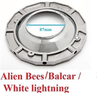 ALL Metal Softbox Speedring For Alien Bees Balcar