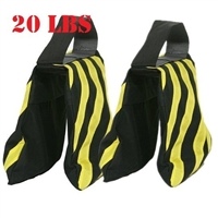 NEW PRO 2 pcs Studio Light Stand Sandbag Sand bag 20lbs