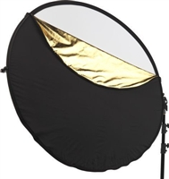 "NEW Pro 43"" Reflectors 5 in 1 Photo Studio Multicolor"