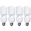 Digital pack of 4 x 45 Watt Photo Compact Fluorescent Light Bulb of 5500K Color Temperature