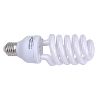Digital 45 Watt Photo Compact Fluorescent Light Bulb of 5500K Color Temperature