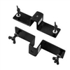 Triple Bar Holder Set, Three Cross Bar Support for Background Systems, Set of Two