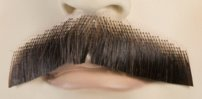 Human Hair Mustache Style M61