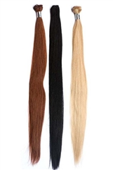 "32"" Italian Straight - Remy Human Hair Extensions - Wefted"