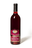 Honeywood Loganberry 750 ml.