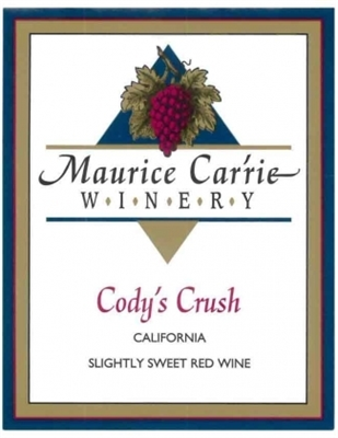 Maurice Carrie Cody's Crush
