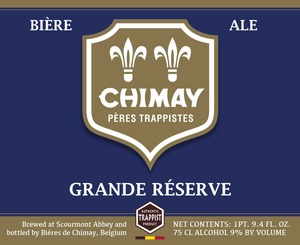 Chimay Grand Reserve Blue 11.2 oz (3 Pack)