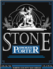 Stone Smoked Porter 22 oz (3 Pack)