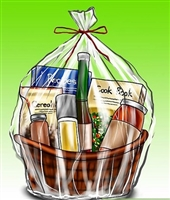 Snackin Time Gift Basket