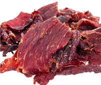 Hot Beef Jerky 1/2 Pound Bag