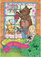 Cardooo Get Well Card Goldilocks