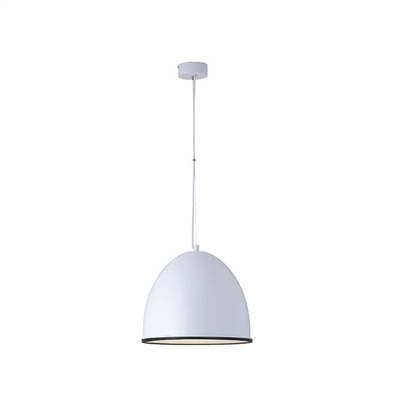 White Hanging Light