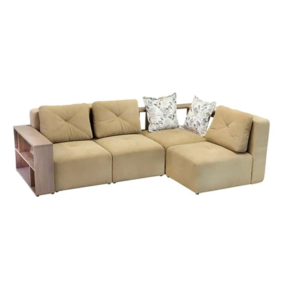 Eco Wood Sectional