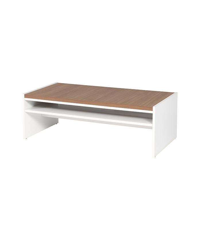White/Wood Office Desk