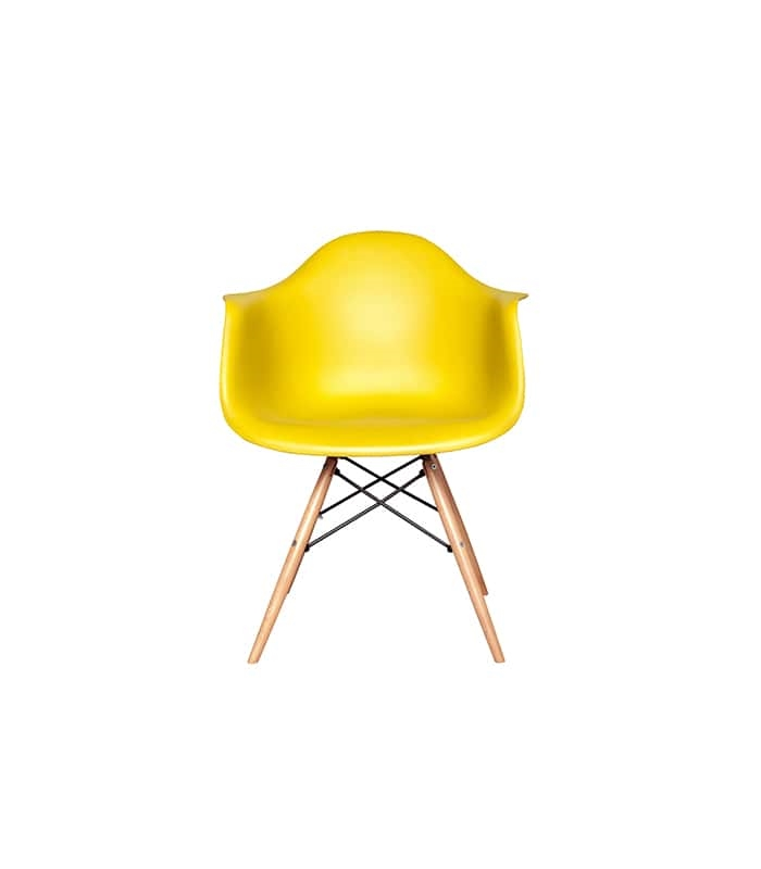 Modern Yellow Chair