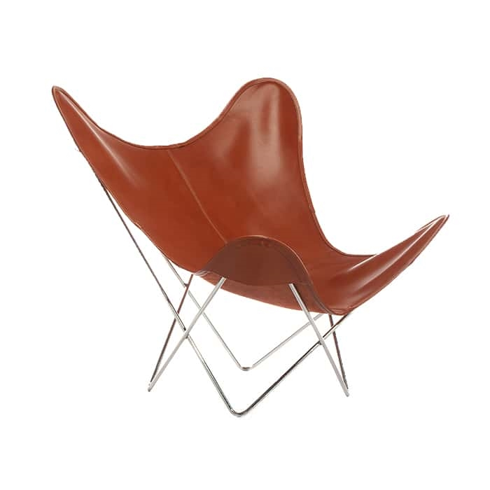 Leathe Folding Chair