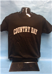 "Black ""Country Day"" Tee"